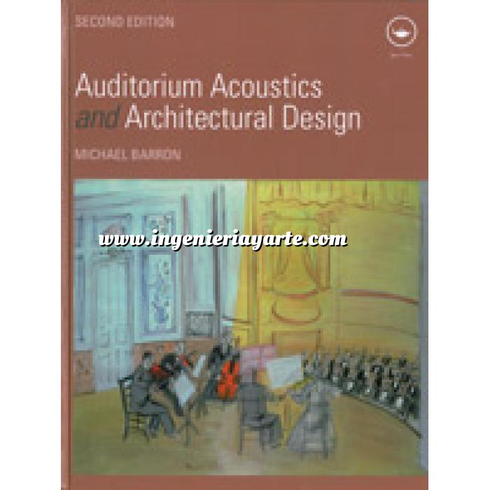 Imagen Acústica, ruido Auditorium acoustics and architectural design