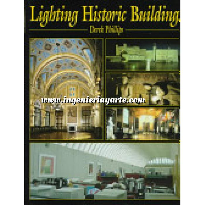 Imagen Alumbrado de exterior Lighting Historic Buildings