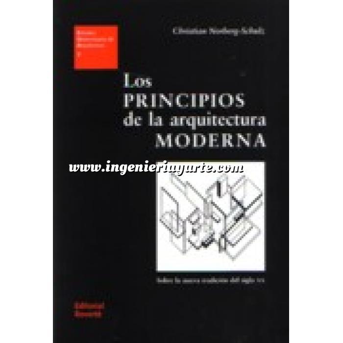 Librer a ingenier a y arte historia de la arquitectura for Historia de la arquitectura moderna