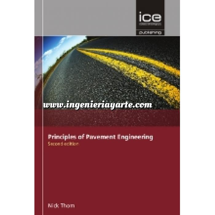Imagen Carreteras Principles of Pavement Engineering