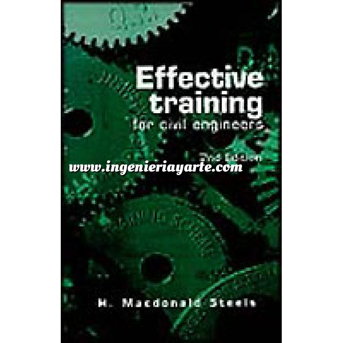 Imagen Control de calidad Effective training for civil engineers 2 ed.