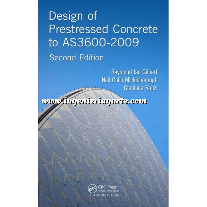 Imagen Estructuras de hormigón Design of Prestressed Concrete to AS3600-2009