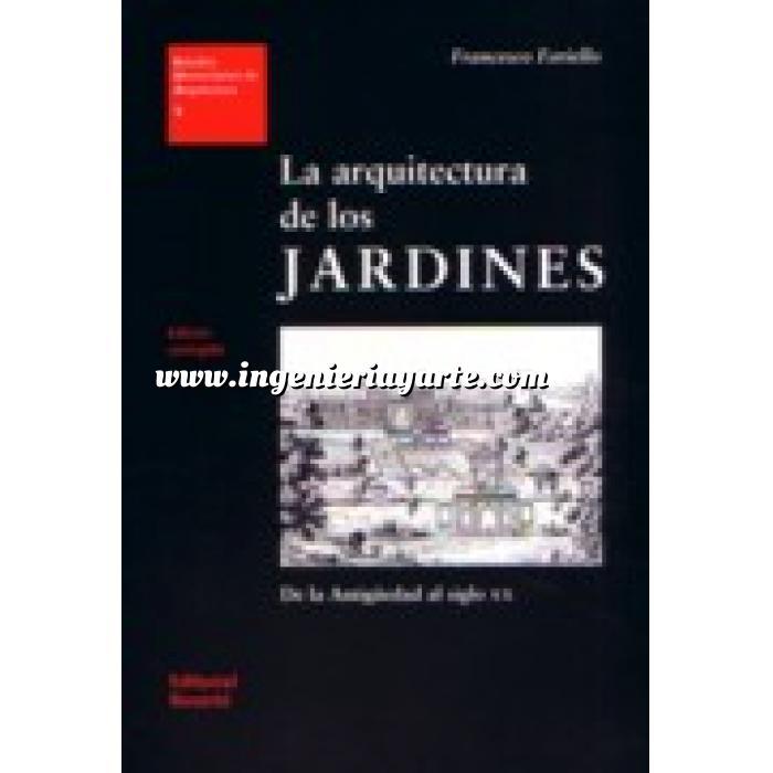 Librer a ingenier a y arte jardines paisajismo y for Libros de jardineria y paisajismo
