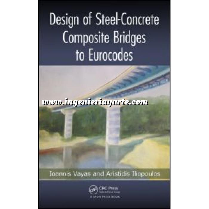 Imagen Puentes y pasarelas Design of Steel-Concrete Composite Bridges to Eurocodes