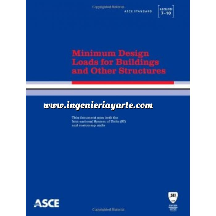 librer a ingenier a y arte estructuras teor a de estructuras minimum design loads for. Black Bedroom Furniture Sets. Home Design Ideas